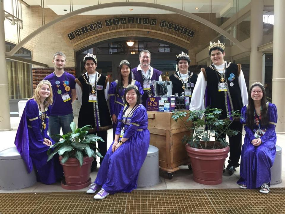 Monrovia Kings & Queens Finishes in Top 100 Worldwide for FTC Robotics